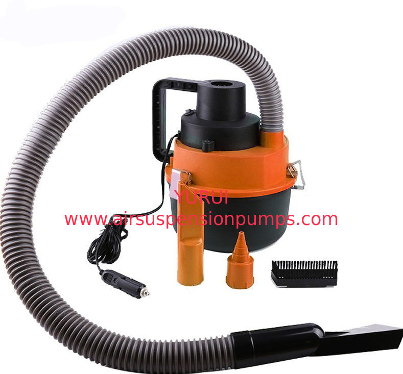 93w - 120w Car Wash Vacuum Cleaner 12v 1.3kgs Oem With Flexible Hose
