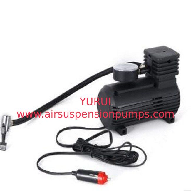 Black Plastic Air Compressor 250psi Plastic Material With 1 Year Warranty