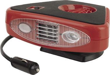 Calentadores portátiles rojos y negros 2 del triángulo del coche en 1 útil para Vhicle
