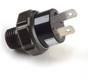 Colocaciones neumáticas negras de la bomba de aire/interruptor de presión plástico del compresor de aire 12v